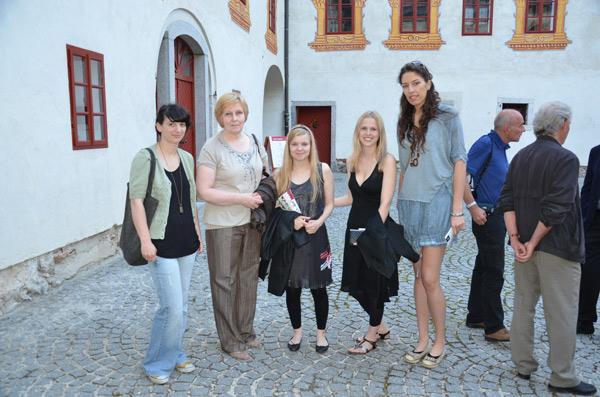 Moda/Izložbe - 'Nit ustvarja nakit' - modni dizajneri i gospođa Andra Marinko. Foto: VJB.