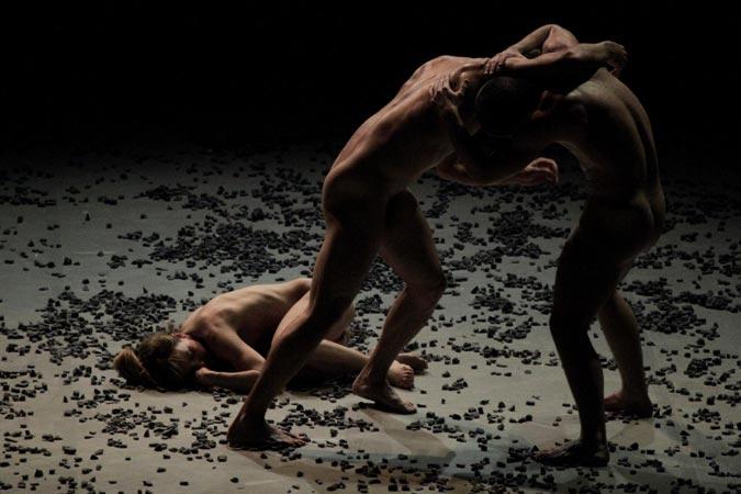 13. Festival plesa i neverbalnog kazališta od 20. do 23. srpnja 2012.