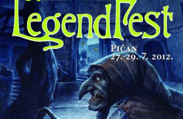 Legendfest – festival legendi, mitova i priča Istre u Pićnu od 27. do 29. srpnja 2012.