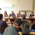 """DA investicijama, NE devastacijama! – HE Ombla je štetan projekt"""" Petak, 13.07.2012. u 11 sati u Zelenoj akciji, Frankopanska 1, održana je konferencija za medije, na kojoj su predstavnici Zelene akcije, GONG-a, Transparency International Hrvatske, Prava na grad i inicijative Srđ je naš uputili zahtjev Vladi RH da konačno odustane od gradnje podzemne hidroelektrane na rijeci [...]"""