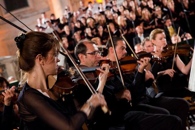Zagrebačka filharmonija tradicionalno gostuje na Dubrovačkim ljetnim igrama