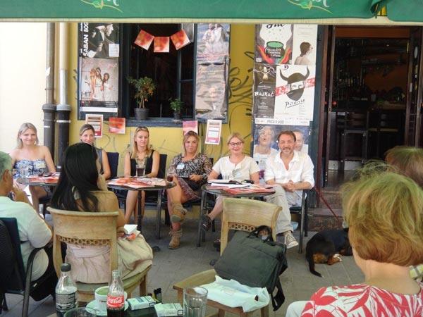 2. Burza Mreže neovisnih kazališta i kazališnih družina – press konferencija