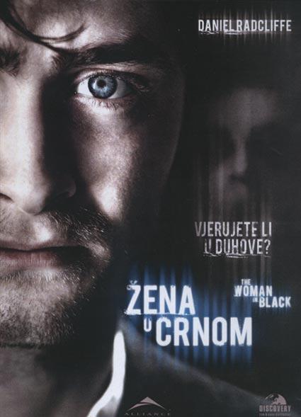 Nova hrvatska DVD izdanja od 24. rujna 2012. godine: Žena u crnom