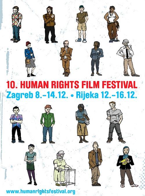 Human Rights Film Festival 2012: Deseto jubilarno izdanje Human Rights Film Festivala u Zagrebu i Rijeci