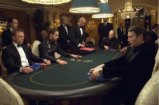 Prizor iz filma 'Casino Royale'