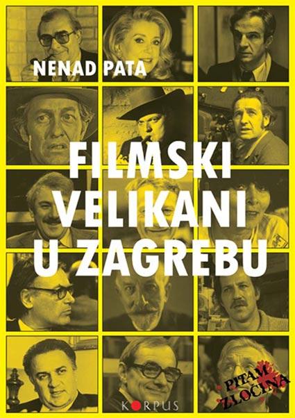 Promocija knjige 'Filmski velikani u Zagrebu'