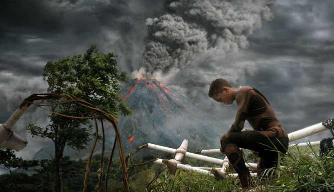 Na Dan planeta Zemlje predstavljamo sf film 'Zemlja: Novi početak'
