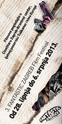 Fantastic Zagreb Film Festival 2013: Otvoren filmom 'Stoker' Chan-wook Parka u Ljetnom kinu Tuškanac