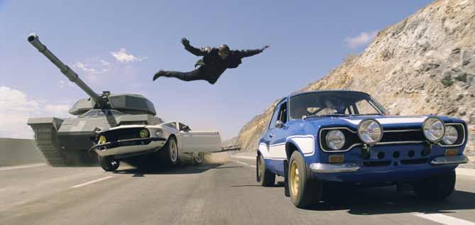 Prizor iz filma 'Brzi i žestoki 6'