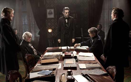 Prizor iz filma 'Lincoln'; Fotografiju ustupio CF