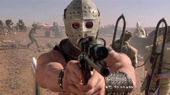 Prizor iz filma 'Pobješnjeli Max 2' ; Fotografiju ustupio CF