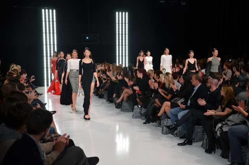 Fashion Week Aquafresh Slovenija 14. – 16. 10. 2013. – Dan 1. [Osvrt Marita Narobe | Fotografije: Vendi Jukić Buča]