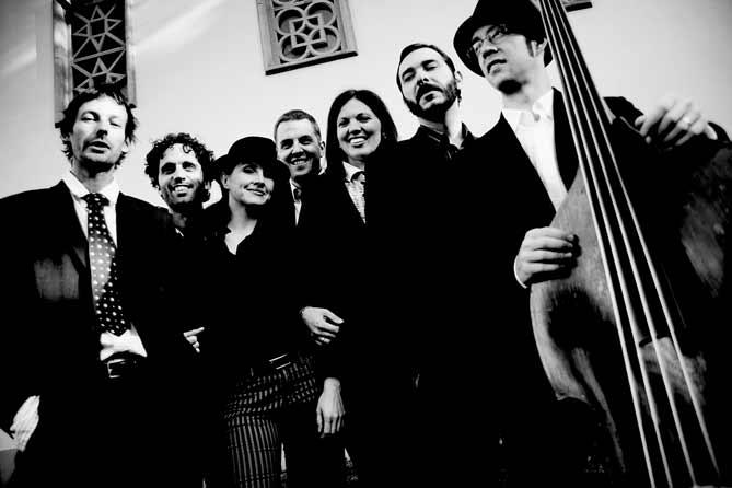 Preßburger Klezmer Band ; Fotografiju ustupio Nebo