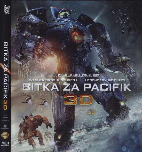 Naslovnica Blu Raya 'Bitka za Pacifik 3D'