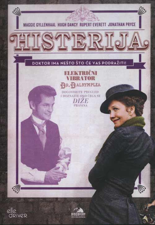 Nova DVD izdanja: Histerija – tajna ženskog orgazma