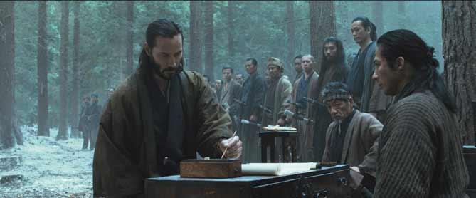 FILM: RONIN 47, akcijska fantasy drama [osvrt Robert Jukić]