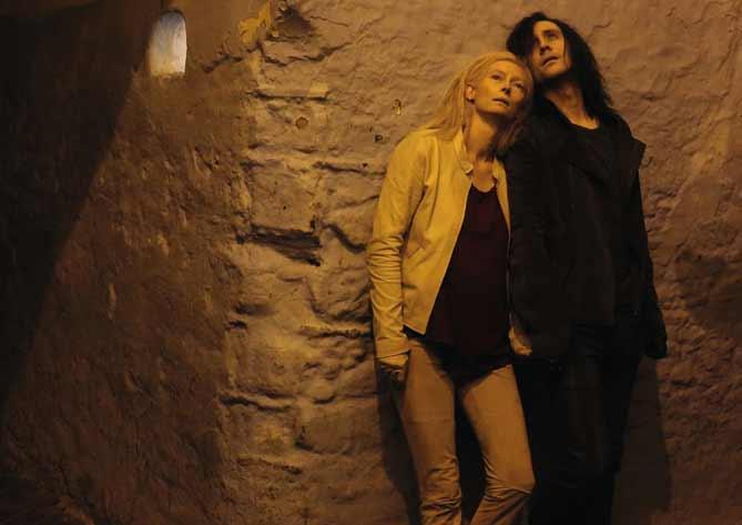 Prizor iz filma 'Samo ljubavnici preživljavaju' ; Fotografiju ustupio DF