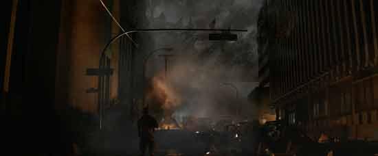 Godzilla 2014 ; Ustupio Blitz