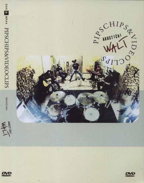 Nova DVD izdanja: Akustični Walt