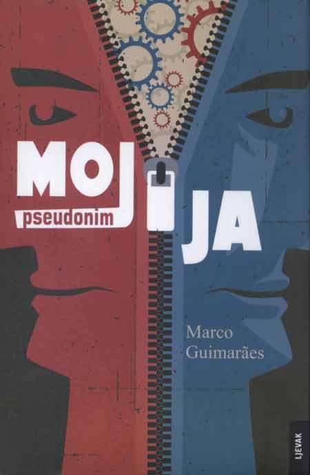 Knjiga: 'Moj pseudonim i ja' Marca Guimarãesa krimić na rubu fantastike