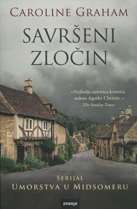 Knjiga: 'Savršeni zločin' Caroline Graham u amaterskom društvu pisaca