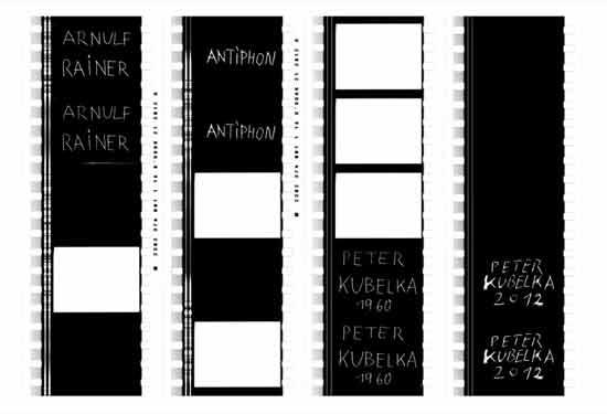25 FPS 2014: Pionir avangarde Peter Kubelka dolazi na Festival