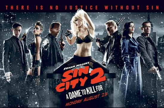 Novo u hrvatskim kinima od 11. rujna 2014. godine: Sin City – Vrijedna ubojstva, Bijeg s planeta Zemlje, Ako ostanem i Mama, volim te