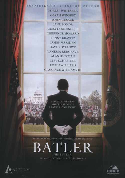 Nova DVD izdanja: Batler