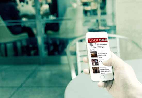 Teatar.hr uveo SMS kupovinu članaka