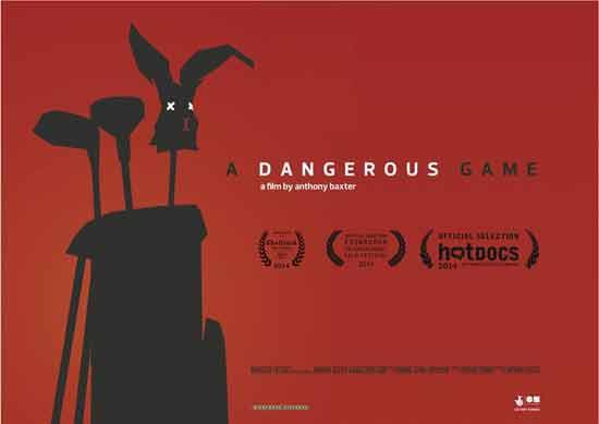Kinookus 2014: Hrvatska premijera novog filma Anthonyja Baxtera 'Opasna igra'