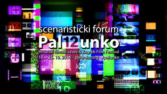 Scenaristički forum Palunko 12 od 18. do 25. listopada 2014. godine