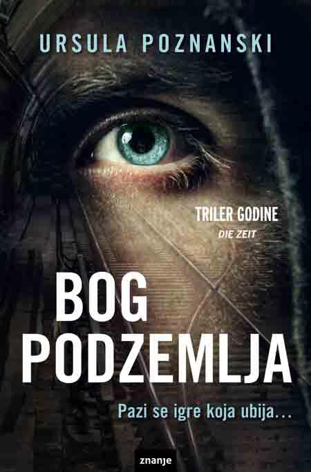 Knjiga: 'Bog podzemlja' Ursule Poznanski o opasnoj računalnoj igrici
