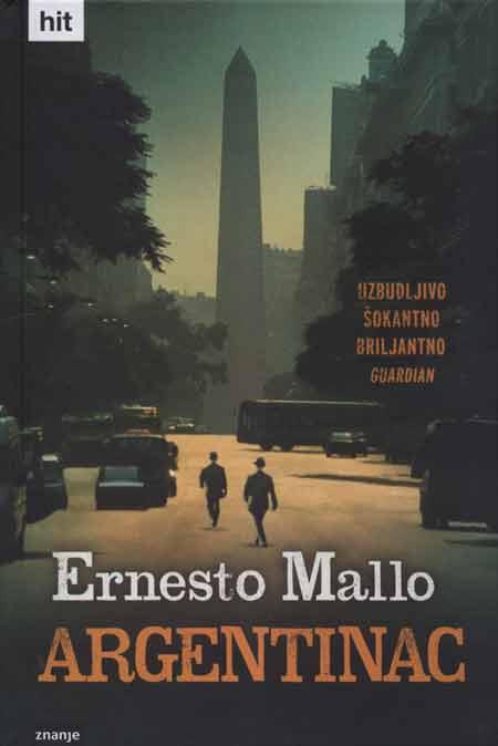 Knjiga: 'Argentinac' Ernesta Malloa o korumpiranoj policiji