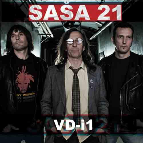 Prvi album Saše 21 objavljen na LP-u u suradnji etiketa PDV i Dirty Old