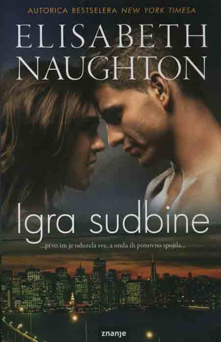Knjiga: 'Igra sudbine' Elisabeth Naughton o ženi koja traga za svojom prošlošću