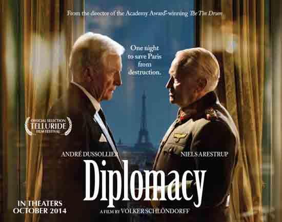 Diplomacije - Poster ; Ustupio DF