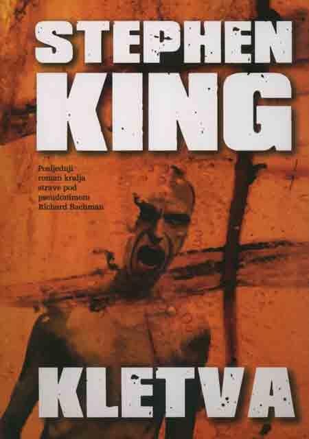 Knjiga: 'Kletva' Stephena Kinga psihološka studija o promjeni