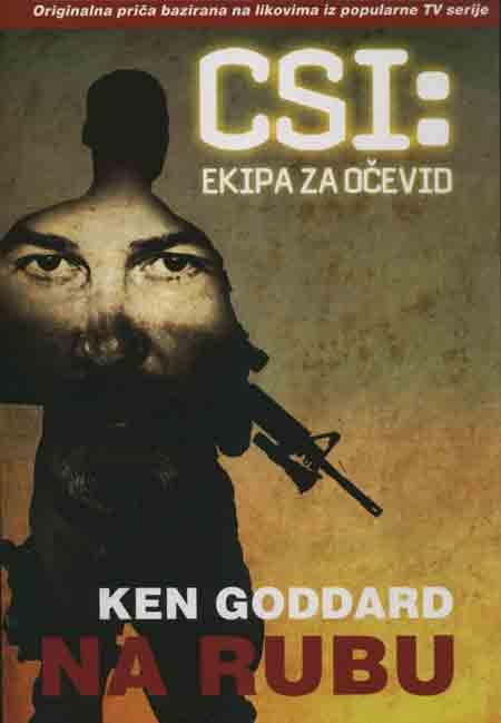 Knjiga: 'Na rubu' Kena Goddarda zahtjevan slučaj Ekipe za očevid