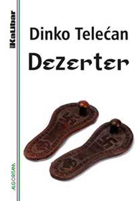 Dinko Telećan dobitnik nagrade 'Krunoslav Sukić' za roman 'Dezerter'
