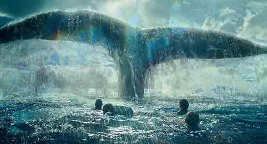 Novi film Rona Howarda 'U srcu mora'