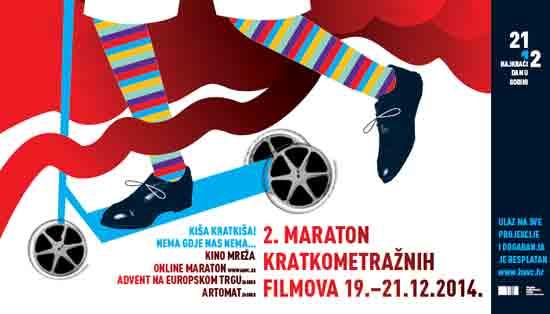 2. Maraton kratkometražnih filmova