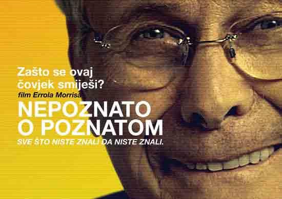 Hrvatska premijera dokumentarca 'Nepoznato o poznatom' u Dokukinu KIC