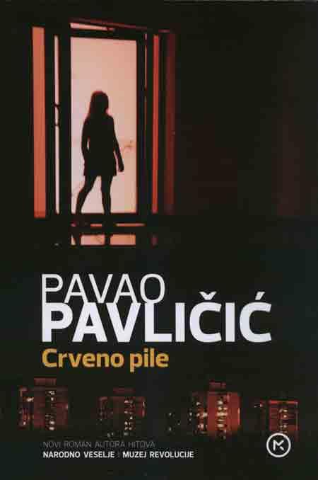 Knjiga: 'Crveno Pile' Pavla Pavličića o ubojstvu u novozagrebačkom naselju