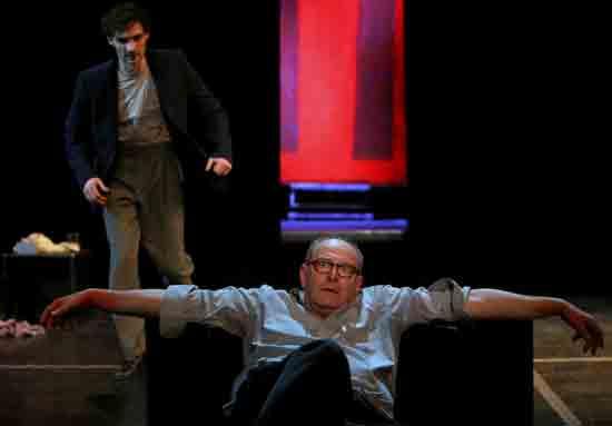 Premijera predstave 'Crveno' u Teatru Exit