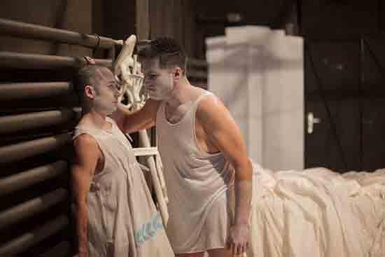 Premijera predstave 'Teškoće s izražavanjem u Teatru &TD
