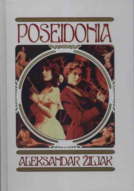 Knjiga: 'Poseidonia' Aleksandra Žiljka prvi hrvatski steampunk roman