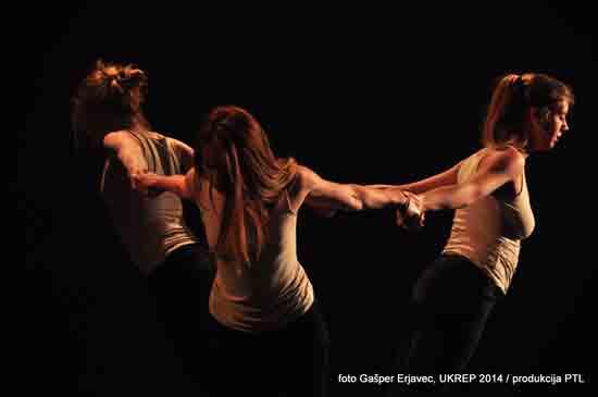 Premijera plesne predstave 'HERmIna' u Zagrebačkom plesnom centru