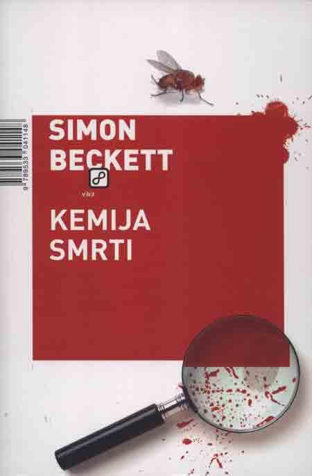Knjiga: 'Kemija smrti' Simona Becketta forenzički triler u zabačenom engleskom selu