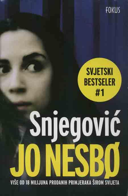 Knjiga: 'Snjegović' Joa Nesbøa o slučaju žena koje nestaju na prvi dan snijega