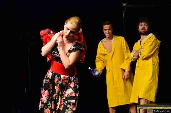Predstava 'Don Juan' u pulskom INK-u